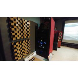 Studio Acoustic Diffuser «Sirius»